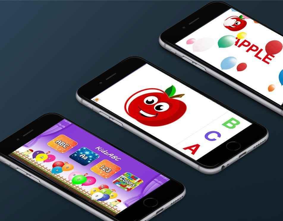 Virinchi Software Product Image KIDZ ABC